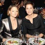 Jodie Foster contrae matrimonio con la fotógrafa Alexandra Hedison