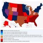 Oregón y Pensilvania no apelarán el matrimonio igualitario. Un 43,5 % de los estadounidenses disfruta ya de este derecho