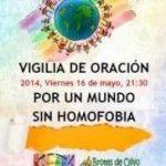 Amenazas contra una vigilia contra la homofobia convocada en Sevilla por el grupo cristiano Ichthys