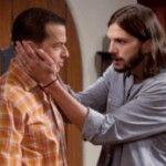 Polémica por el giro que los productores de «Dos hombres y medio» preparan para su última temporada, «boda gay» incluida