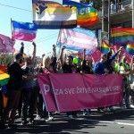Belgrado celebra el Orgullo LGTB sin incidentes relevantes después de tres años consecutivos de cancelaciones