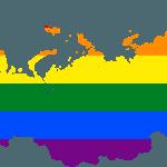 Tres activistas LGTB rusos sufren el ataque de decenas de nacionalistas homófobos