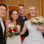 San Petersburgo: celebrada legalmente una boda entre dos mujeres