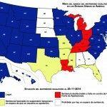 Nuevas sentencias favorables al matrimonio igualitario en Mississippi y Arkansas
