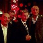 El primer ministro de Irlanda visita un bar LGTB, un gesto sin precedentes en el país