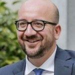 El primer ministro belga, el liberal francófono Charles Michel, jurado de Mister Gay Flandes