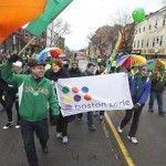 El desfile de San Patricio de Boston acoge por primera vez a dos asociaciones LGTB