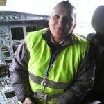 """La azafata transexual Lorena González contrapone el trato """"exquisito"""" de Aerolíneas Argentinas a la discriminación de Turkish Airlines"""