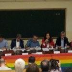 Los partidos madrileños -incluido el PP de Cifuentes- prometen días de vino y rosas para los derechos LGTB