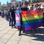 Graves ataques contra la Marcha del Orgullo de Kiev