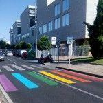 La delegada del Gobierno en Madrid, contra las banderas arcoíris en los ayuntamientos: no es la bandera «que debe regir para todos»