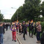 """Suecia: fracasa la """"marcha del Orgullo"""" por un barrio de mayoría musulmana organizada por la derecha xenófoba"""