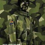 Campaña del Ejército sueco en favor de la visibilidad LGTB