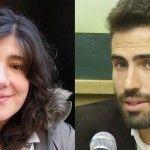 Los activistas LGTB Esperanza Montero y Antonio Pulido se presentan a las primarias de Podemos para las listas al Congreso