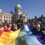 Belgrado celebra por segundo año consecutivo su Orgullo LGTB en paz