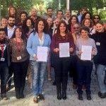 Ley madrileña de transexualidad: PSOE, Podemos y Ciudadanos consensúan con los colectivos una propuesta alternativa a la del PP