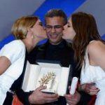 Una película de temática lésbica se alza con la Palma de Oro en Cannes
