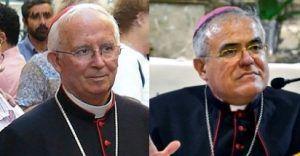 Antonio Cañizares y Demetrio Fernández