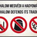 El veto de un pequeño pueblo de Hungría a musulmanes y homosexuales, anulado por el Tribunal Constitucional húngaro