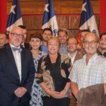 En una histórica ceremonia en La Moneda, Bachelet reitera el compromiso de Chile con el matrimonio igualitario y otros derechos LGTB