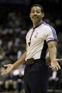 Bill Kennedy - Arbitro de la NBA 2