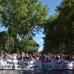Los organizadores del Orgullo madrileño deciden que no haya líderes de los partidos políticos en la cabecera de la Manifestación Estatal 2019