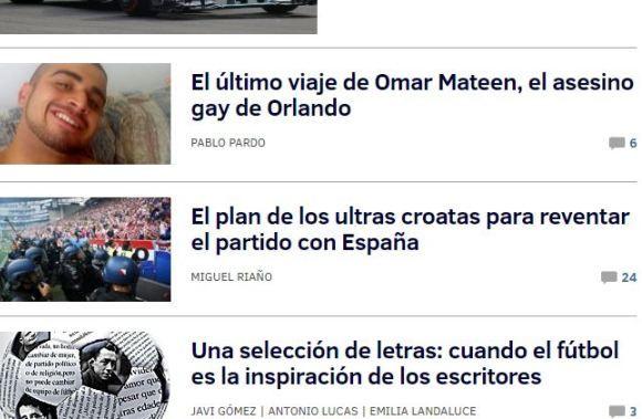 Titular amarillista Omar Mateen