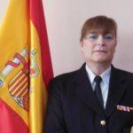 Una militar transexual, primera mujer que asciende a suboficial mayor de la Armada Española