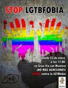 Concentración Madrid 23 de enero