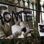 Vandalismo homófobo contra la exposición fotográfica de Olivier Ciappa en Toulouse