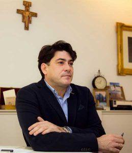 David Perez, alcalde de Alcorcon 2