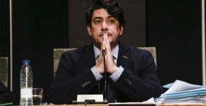 David Perez, alcalde de Alcorcon