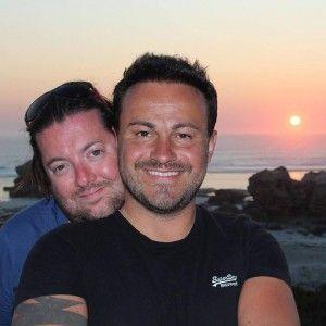 David y Marco Bulmer-Rizzi 2