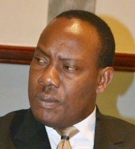 El juez Dingiswayo Madise