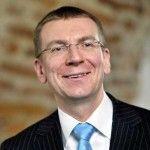 Histórica salida del armario de Edgars Rinkēvičs, ministro de Asuntos Exteriores de Letonia