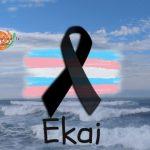 Reconocimiento de la identidad, retraso del tratamiento hormonal, falta de comprensión en el instituto… Las batallas que acabaron por tumbar a Ekai