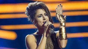 Eurovisión 2016 Barei