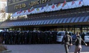 Festival de la Igualdad - Leopolis - Ucrania - Policia