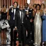 Los Globos de Oro 2017 en clave LGTB: «Moonlight», Sarah Paulson, el beso de Deadpool y Spiderman…