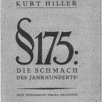 Se cumplen 20 años de la despenalización completa de la homosexualidad en Alemania