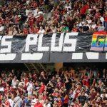 Las demostraciones de homofobia obligan a interrumpir cinco partidos de fútbol en las últimas semanas en Francia