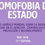 Las relaciones sexuales entre personas del mismo sexo siguen castigadas en 78 países y territorios de todo el mundo