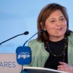 La presidenta del PP valenciano, partidaria de dejar circular al autobús de HazteOír cubierto de mensajes tránsfobos