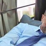 James Costos, embajador de Estados Unidos en España abiertamente gay, dona sangre en Madrid