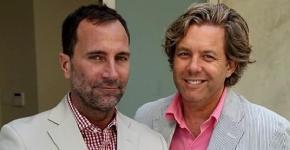 James Costos y Michael Smith