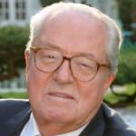El expresidente del Frente Nacional Jean-Marie Le Pen, condenado por incitación al odio homófobo