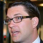 El líder de la derecha populista sueca, forzado a marcharse de un local de ambiente gay en Estocolmo