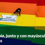 «LGTBfobia»: una de las doce candidatas a palabra del año para la Fundación del Español Urgente