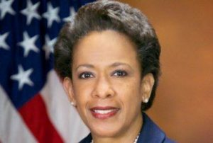 Loretta Lynch, fiscal general de Estados Unidos