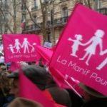 El movimiento homófobo francés «Manif pour tous» quiere que los ayuntamientos promocionen el matrimonio heterosexual